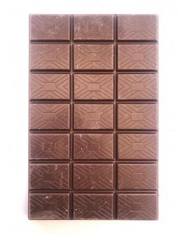 Tablette chocolat noir dessert