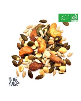 Mélange noix & graines tamari bio