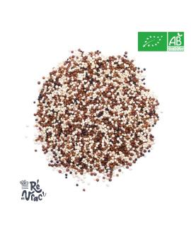 Quinoa tricolore bio
