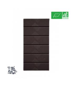 Tablette chocolat noir 88% bio