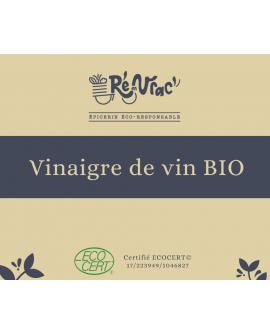 Vinaigre de vin bio
