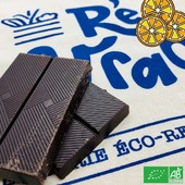 📣 Petite nouveauté dans votre épicerie 😁  Vous connaissez déjà les tablettes de chocolat bio sans plastique ni alu 🌍 La noir 88%, la noir amandes salées, la lait caramel beurre salé, la noir citron gingembre 🍋  Voici la petite dernière : la noir oranges confites 🍊 testée sur le marché et déjà approuvée 😌 c'est belge, c'est bio et équitable 🌱   Déjà sur votre stand et  👇 votre boutique en ligne 👇 www.reenvrac.fr  #iledere #ilederé #bio #vrac #produitsbio #réseauvrac #chocolat #tablette #orange #chocolatnoir #éthique #équitable #sansalu #niplastique #sansemballage #plaisir #savetheplanet #chocolatvrac #goodvibes #reenvrac